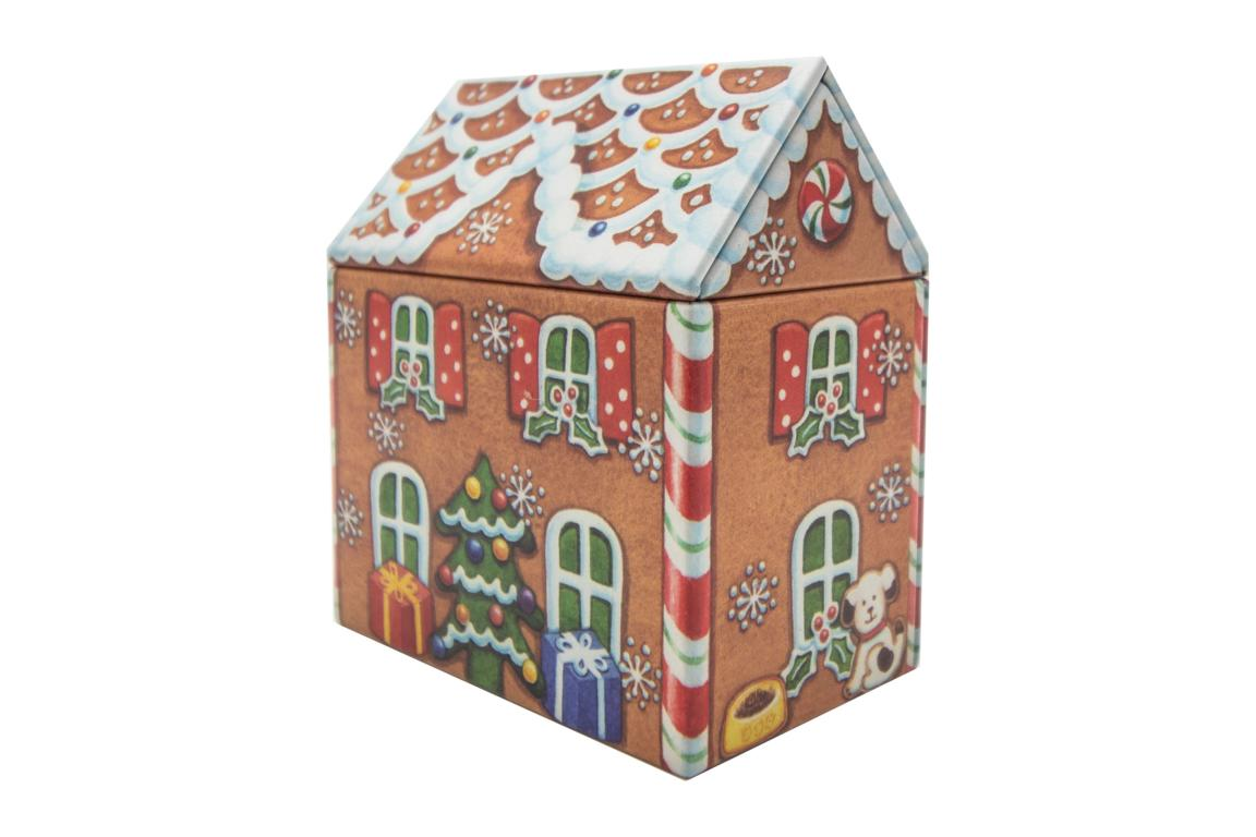 Dana Kubick  Dose Lebkuchenhaus klein, 8x5x10 cm