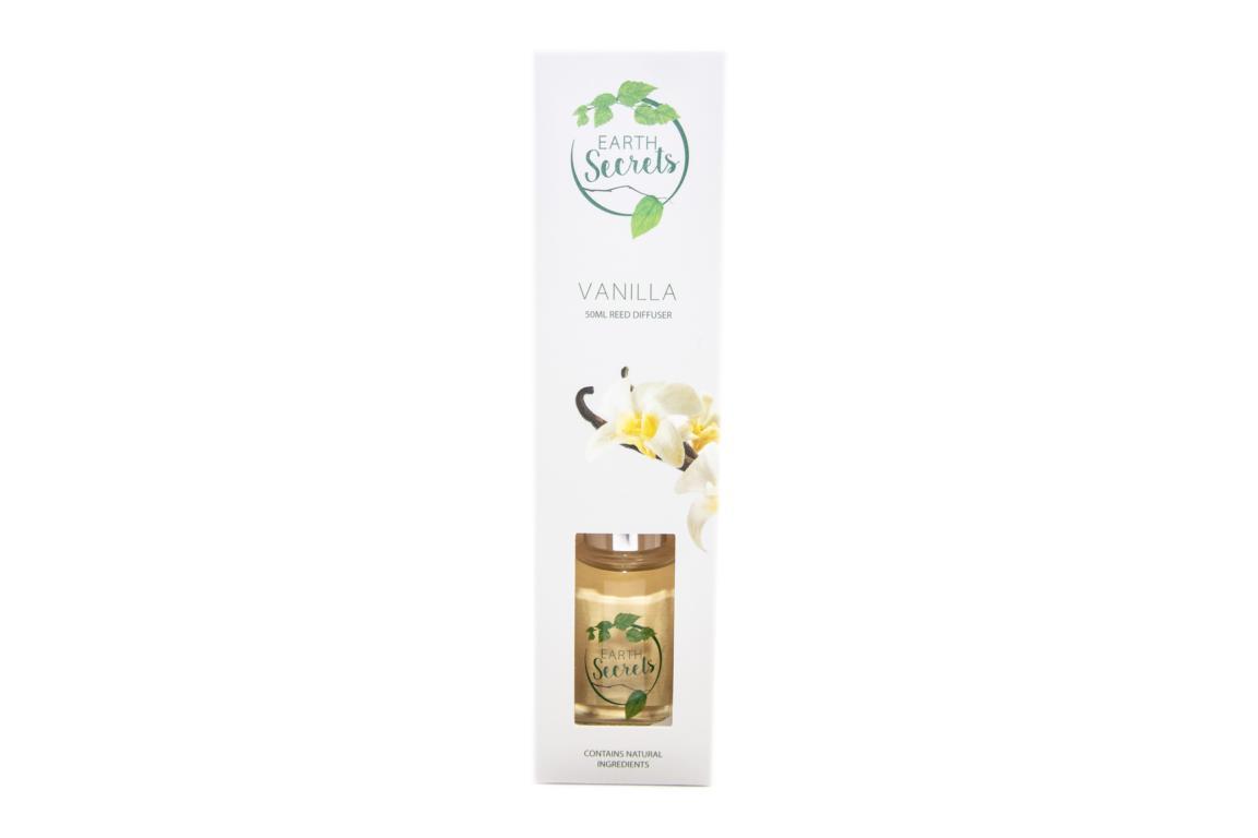Ashleigh& Burwood Diffuser Earth Secrets, Vanilla / Vanille 50ml
