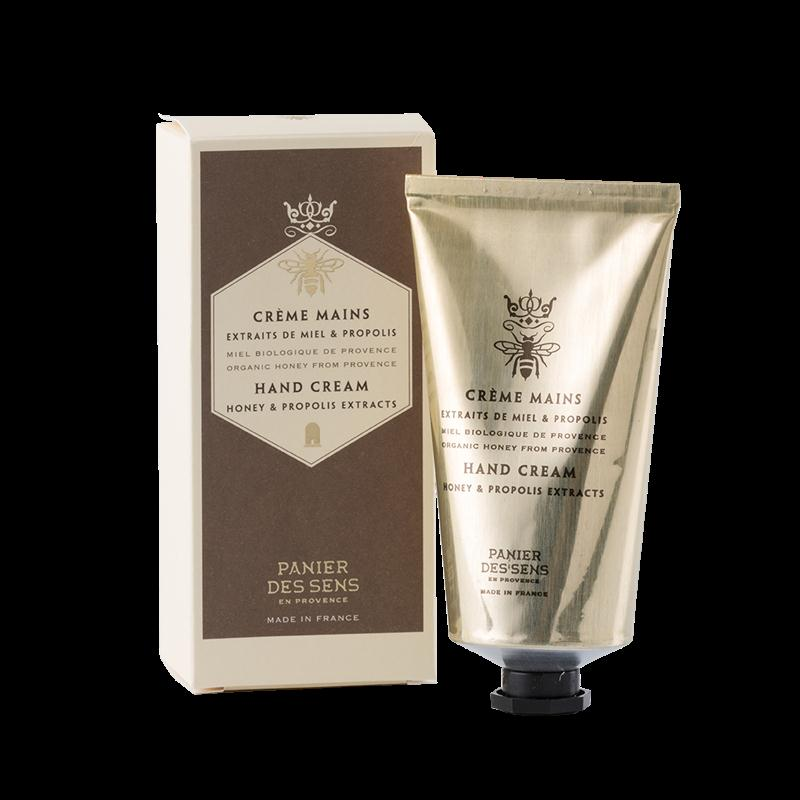 Panier des Sens Hand Cream/ Handcreme Honig, 75 ml