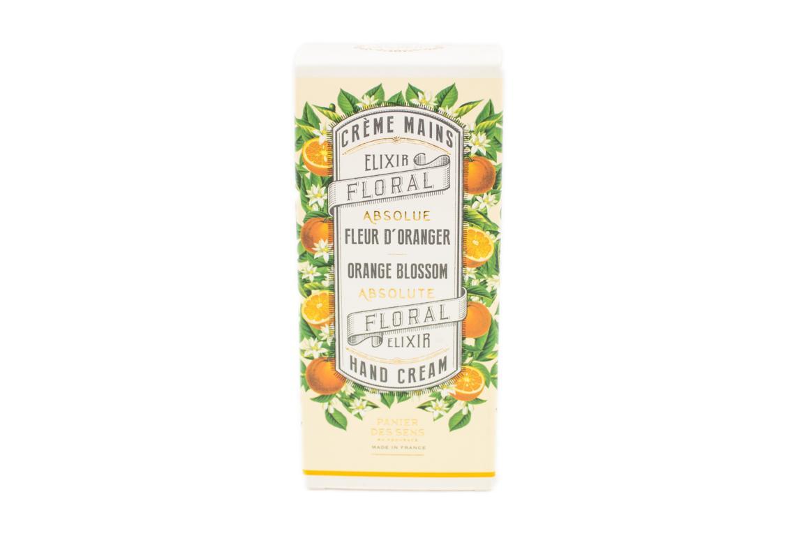 Panier des Sens Handcreme Orangenblüte, 75 ml