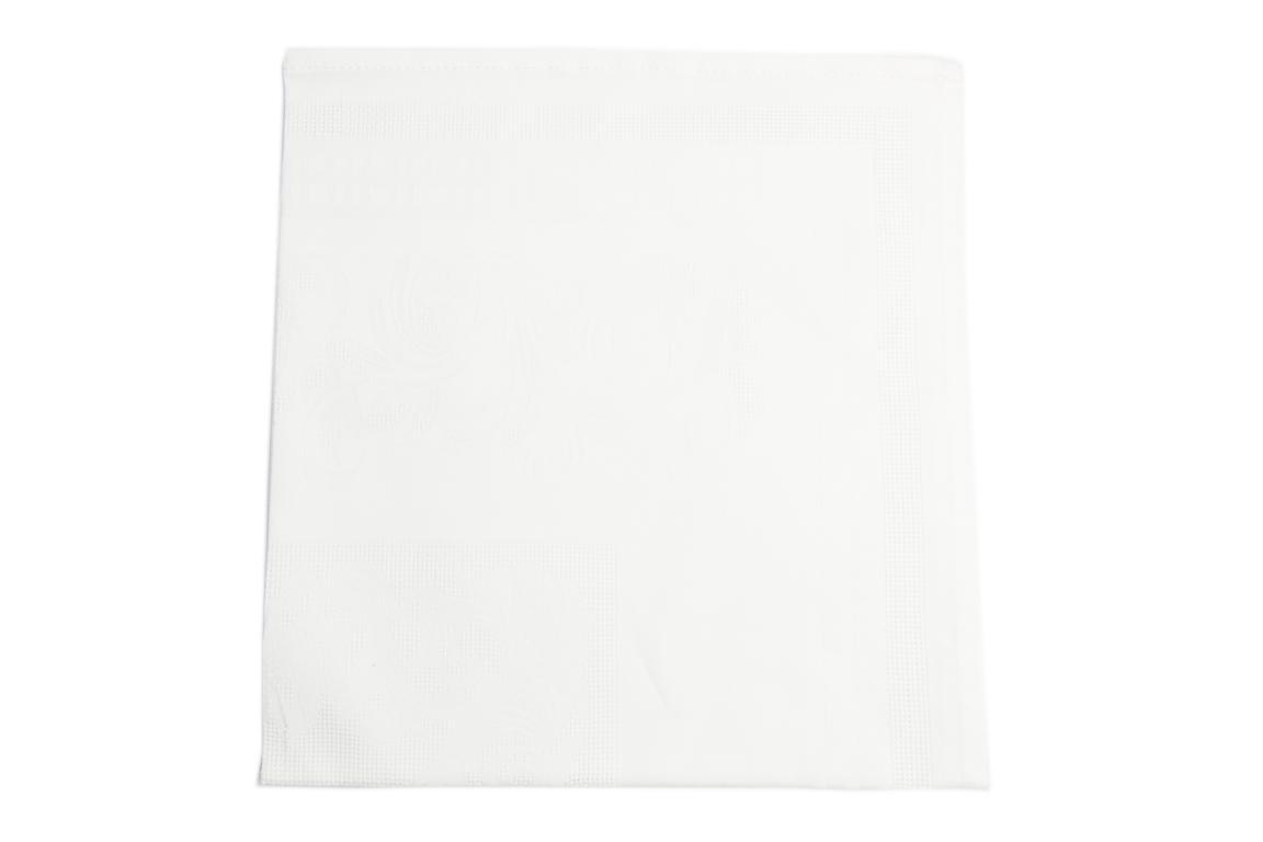 Servietten  | weiß | 47 x 47 cm