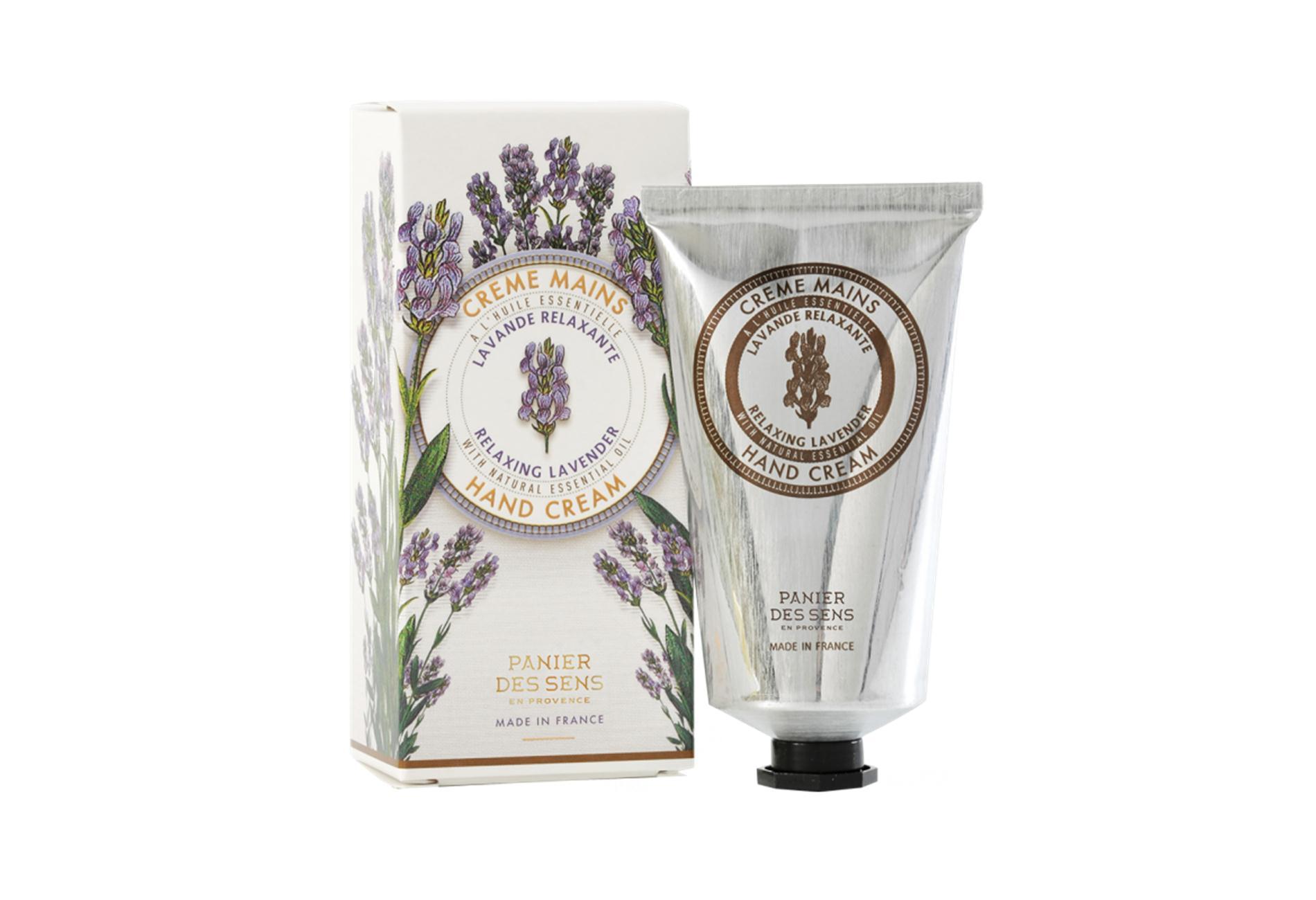 Panier des Sens Handcreme  Lavendel 75 ml