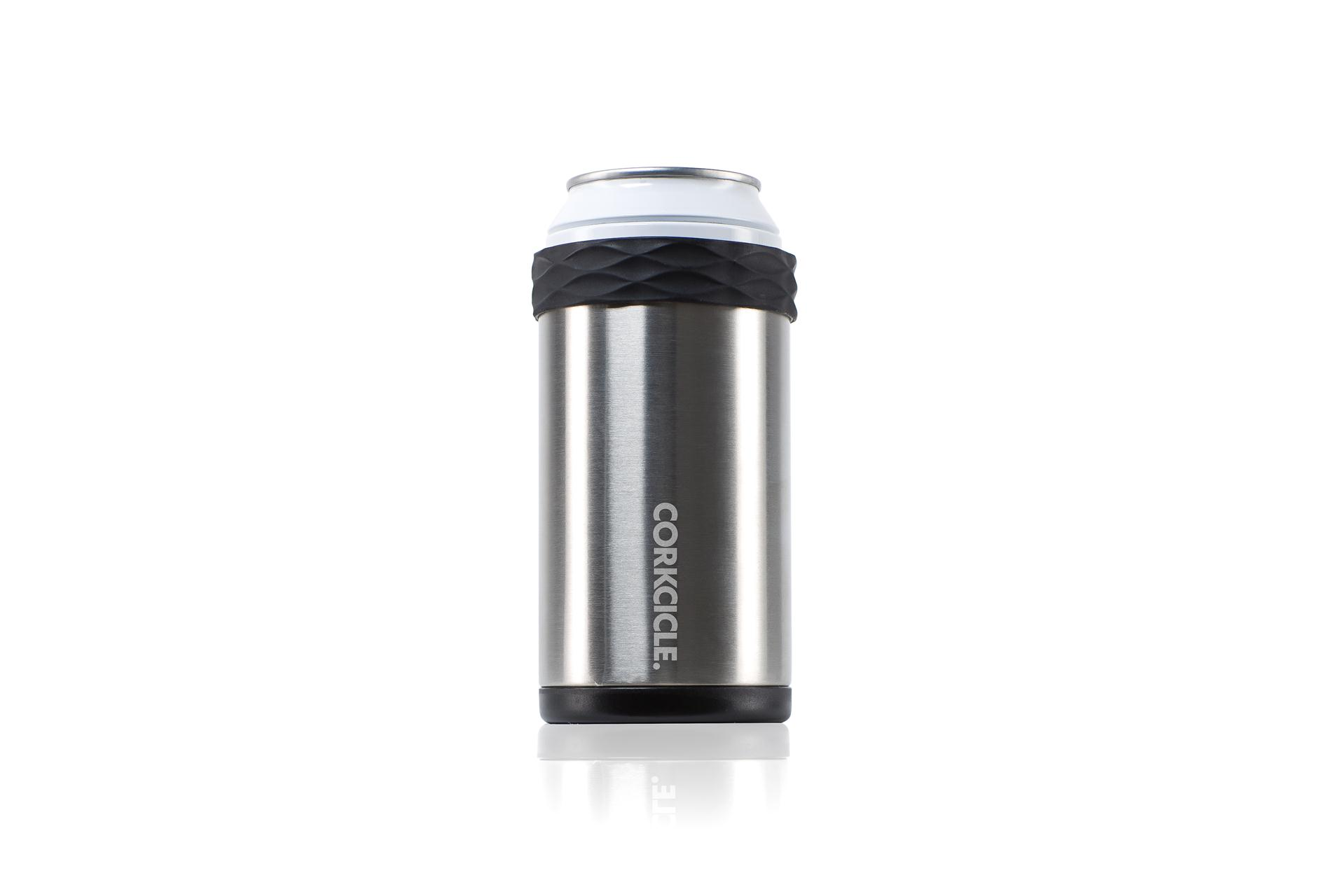Corkcicle Becher / Thermo Isolierbecher Brushed steel  Arctican