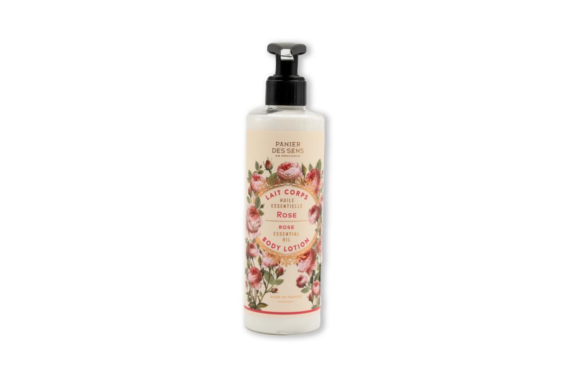 Panier des Sens Hand & Bodylotion Rose, 250 ml
