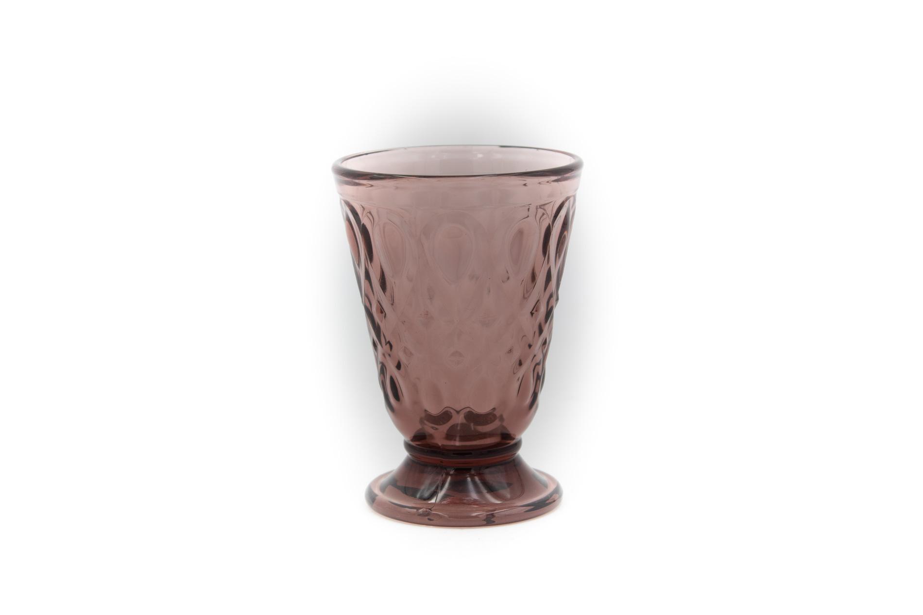 Wasserglas rosa Lyon 0,2 l