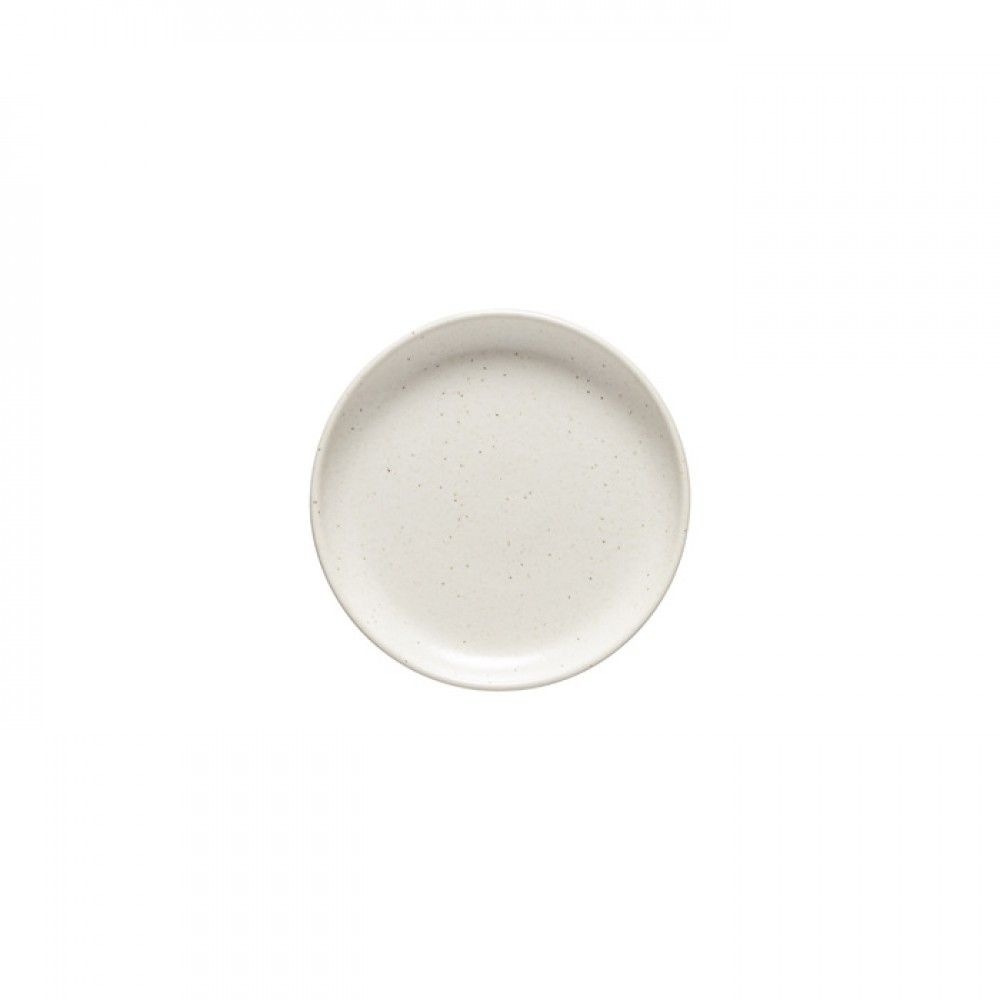 Casafina Pacifica Brotteller, natur/vanilla, D 16cm