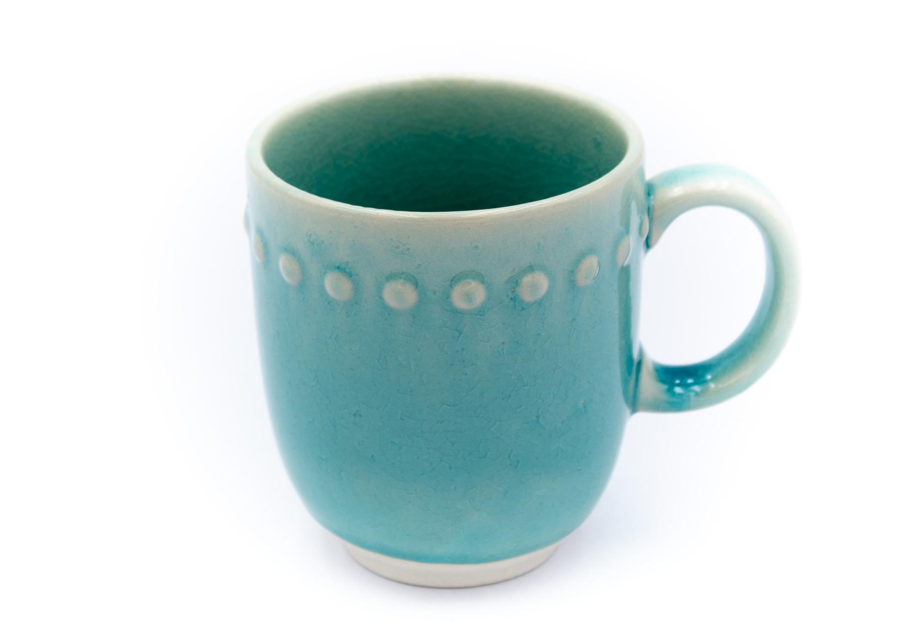 Becher Pearl, aqua 0,37 l