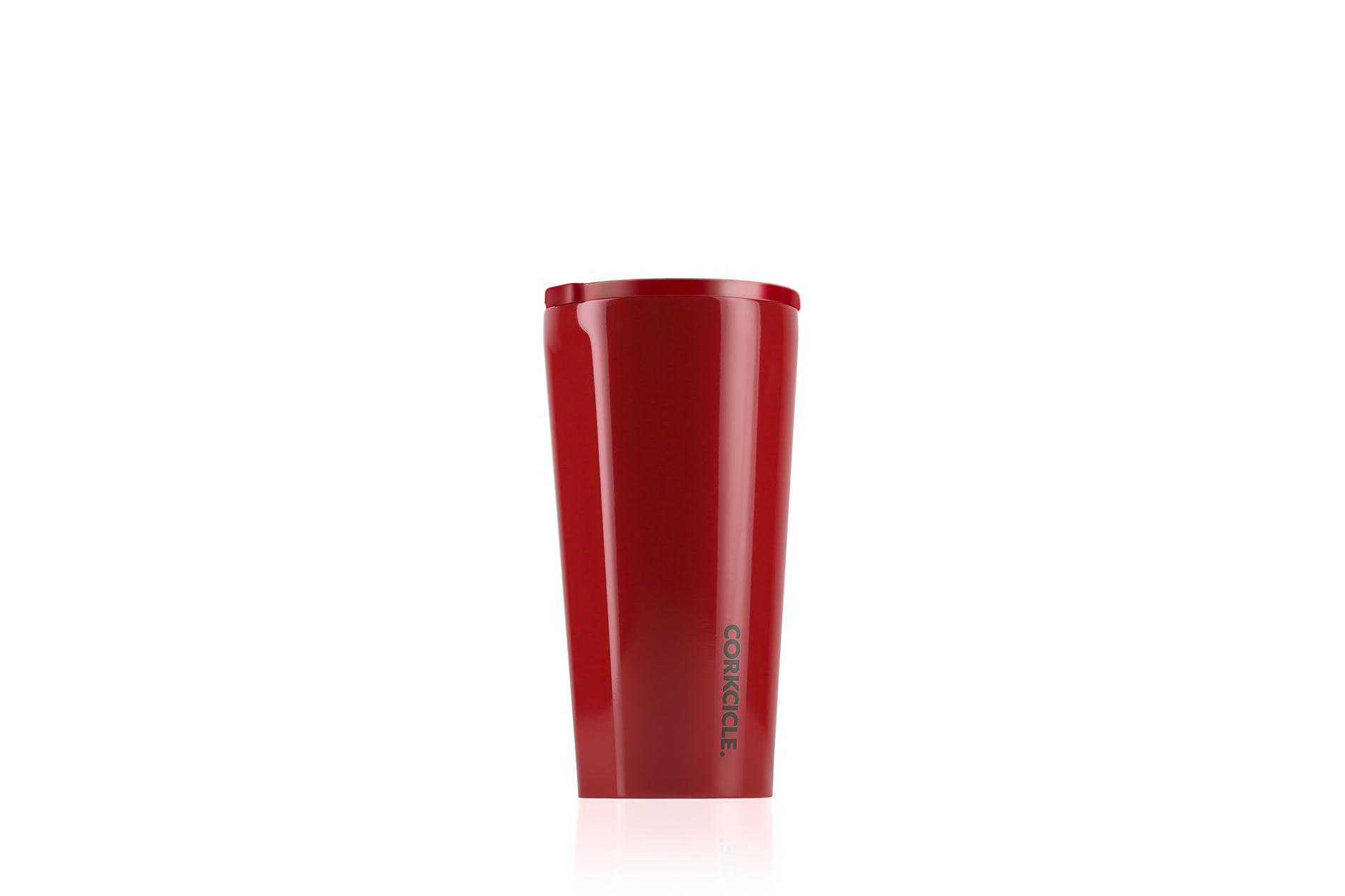 Corkcicle Becher / Thermo Isolierbecher Cherry Bomb 475 ml Dipped