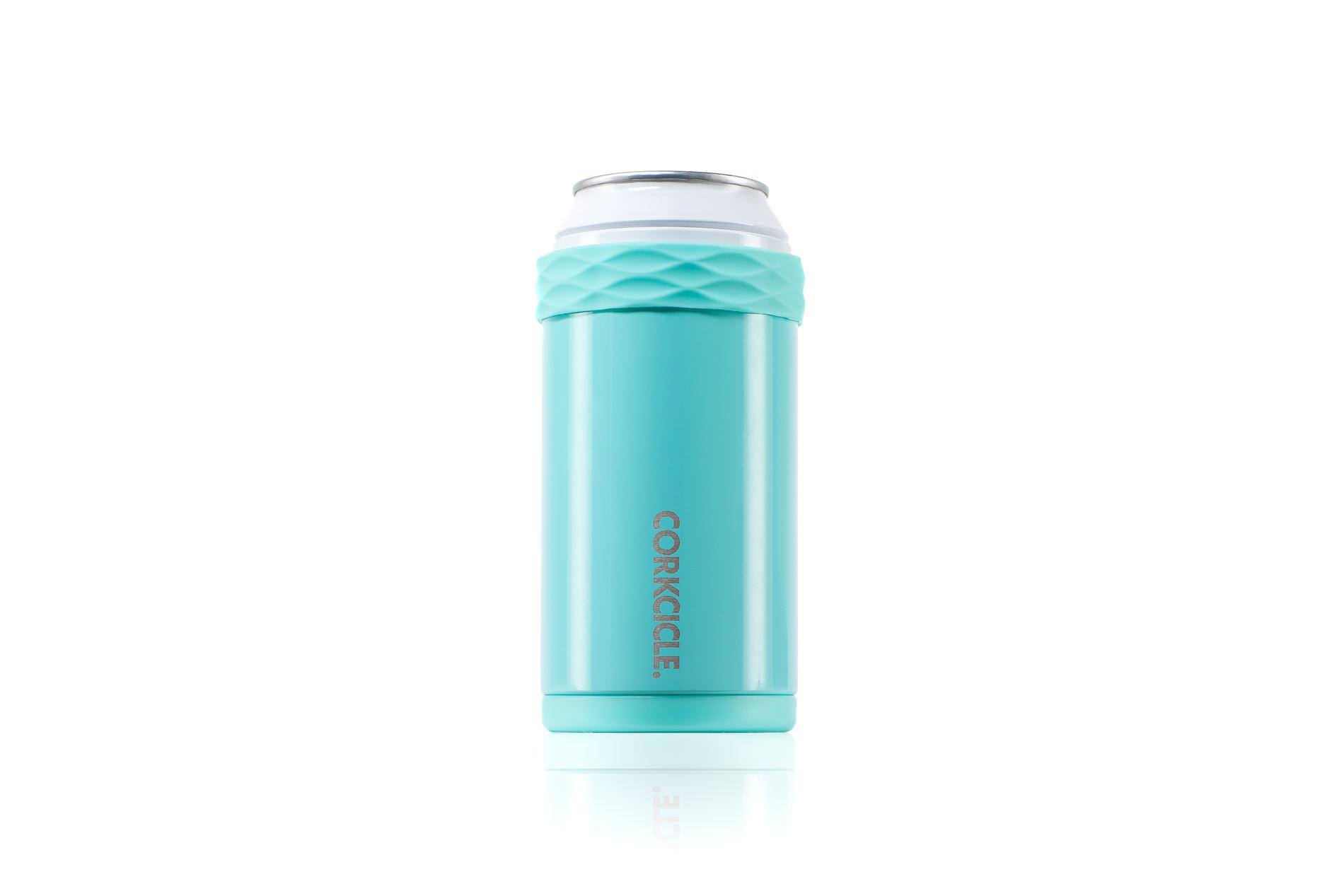 Corkcicle Becher / Thermo Isolierbecher Turquoise  Arctican