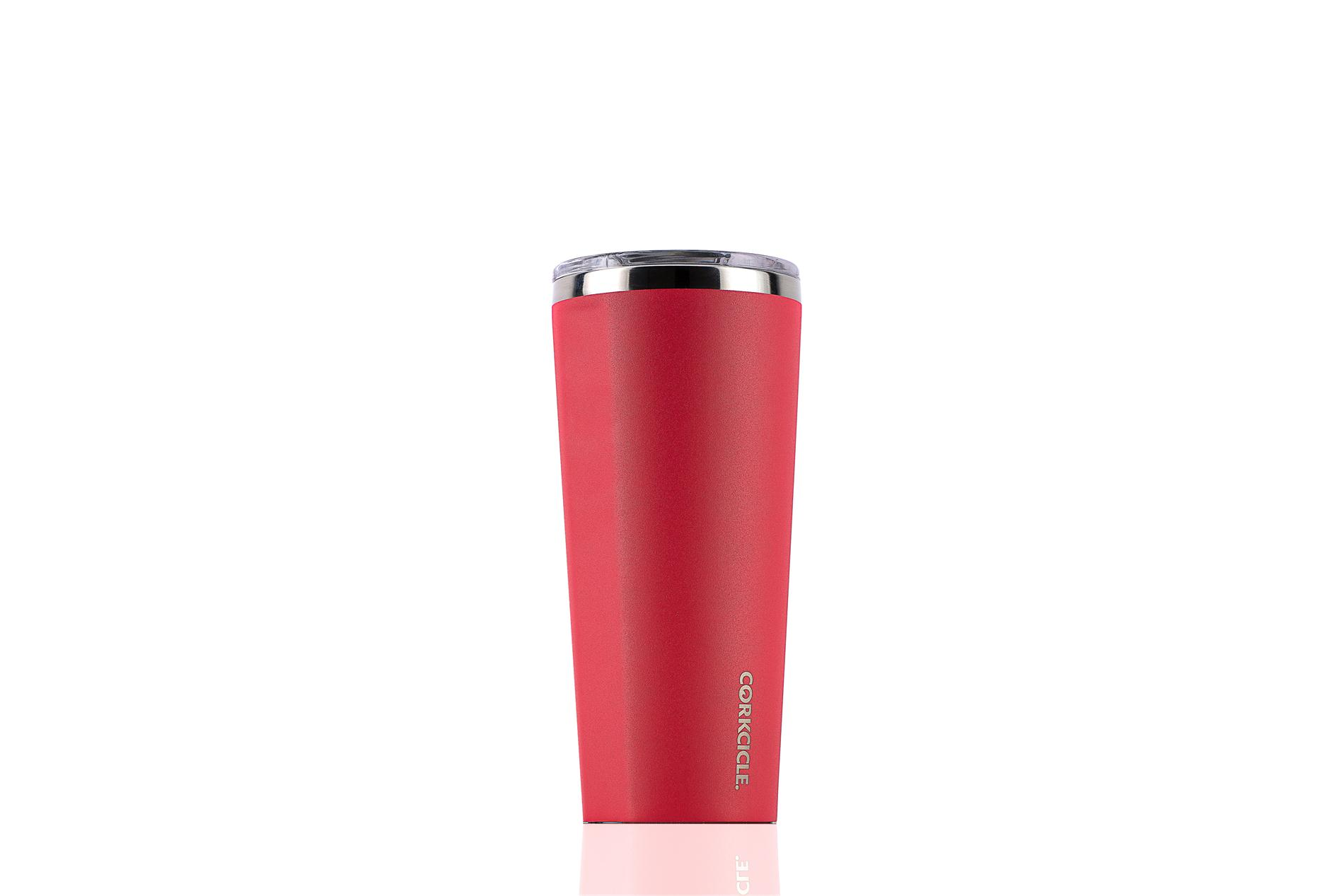 Corkcicle Becher / Thermo Isolierbecher Off Red 475 ml Waterman