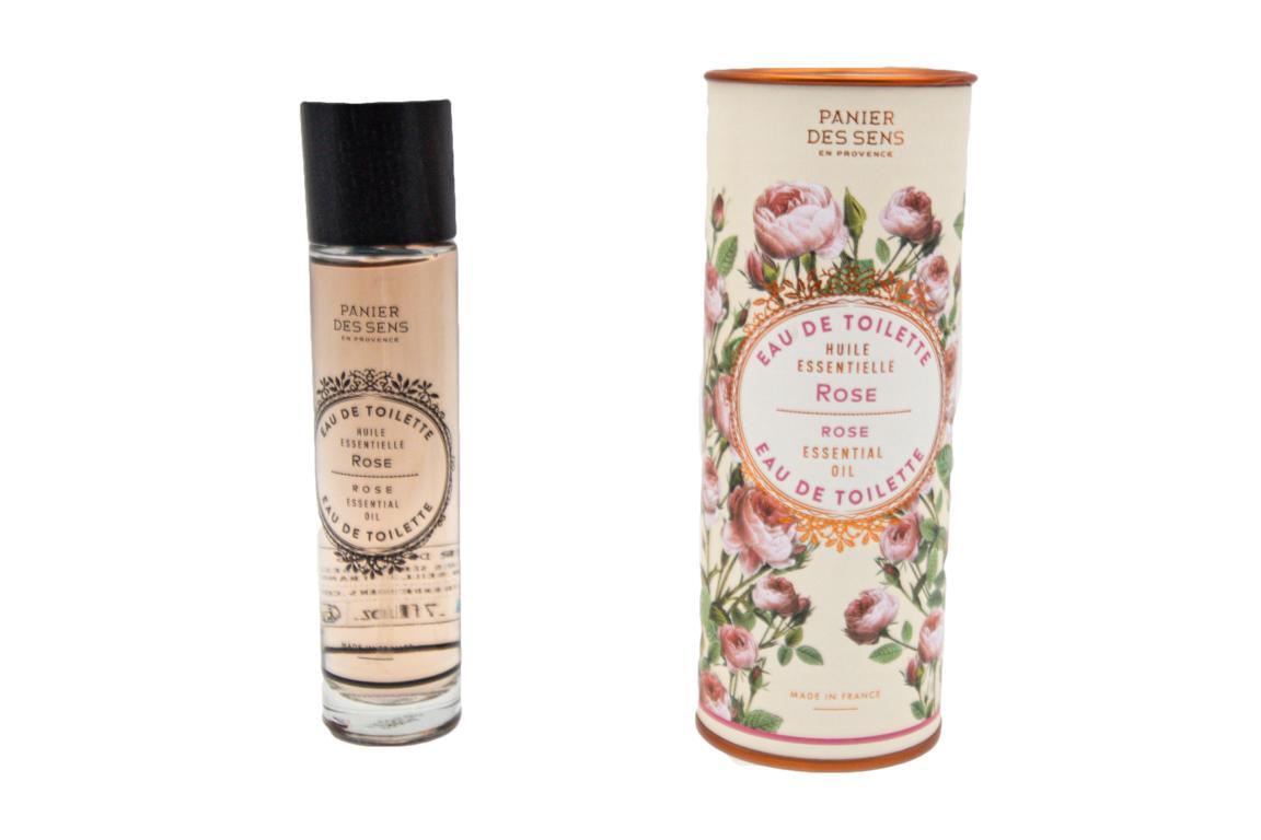 Panier des Sens Eau deToilette Rose Regenerante, 50 ml