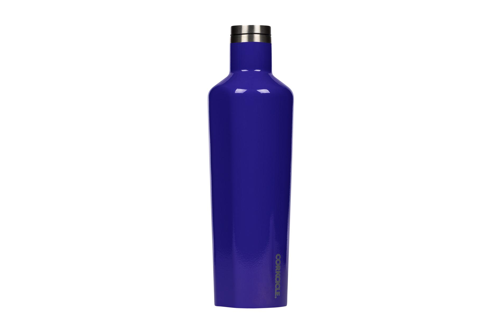Corkcicle Trinkflasche / Thermo Isolierflasche Acaì Berry 475 ml Gloss