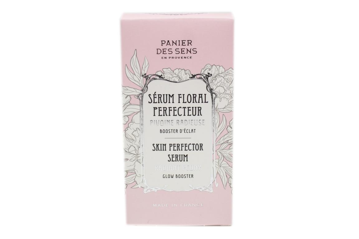 Panier des Sens Pfingstrose Skin Perfector Serum 30ml