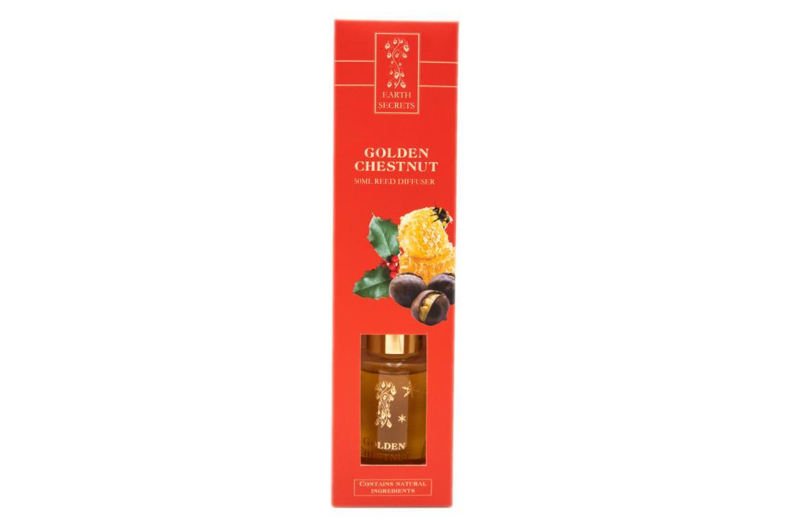 ASHLEIGH & BURWOOD Diffuser Ashleigh, Golden Chestnut, 50 ml