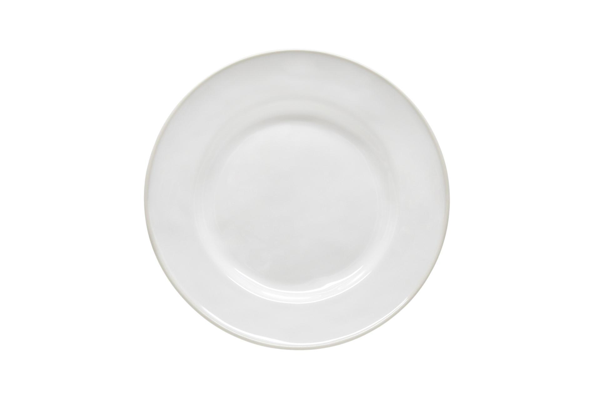 Kuchenteller / Dessertteller / Salatteller Astoria, weiß, 23 cm