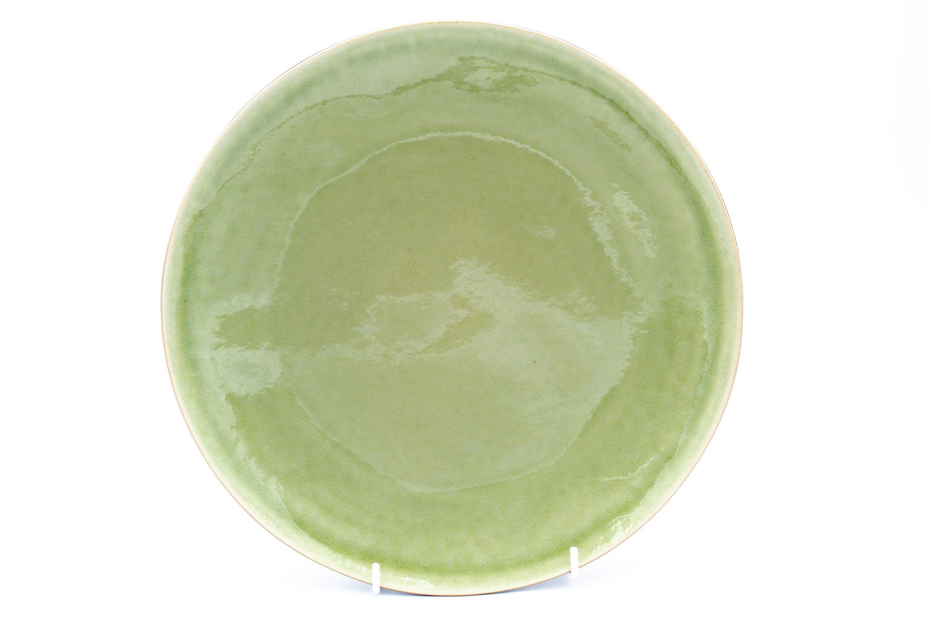 Speiseteller Riviera, grün, 27 cm
