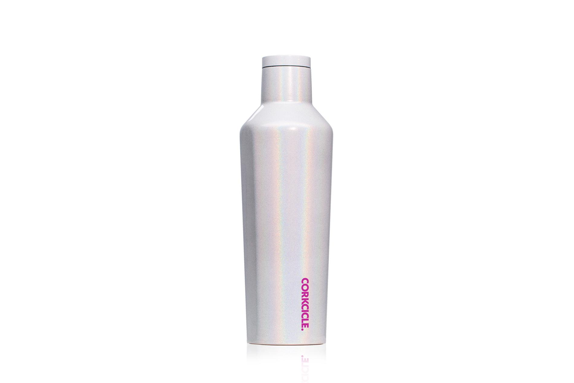 Corkcicle Trinkflasche / Thermo Isolierflasche Unicorn Magic 475 ml Sparkle
