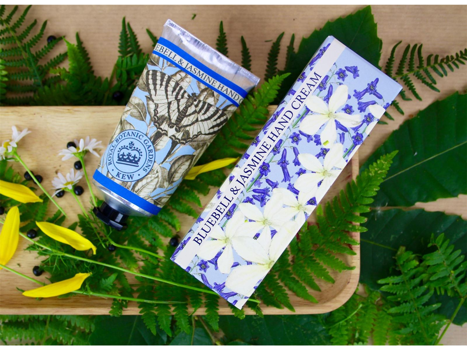 Kew Handcreme Bluebell & Jasmine/ Glockenblume, 75 ml