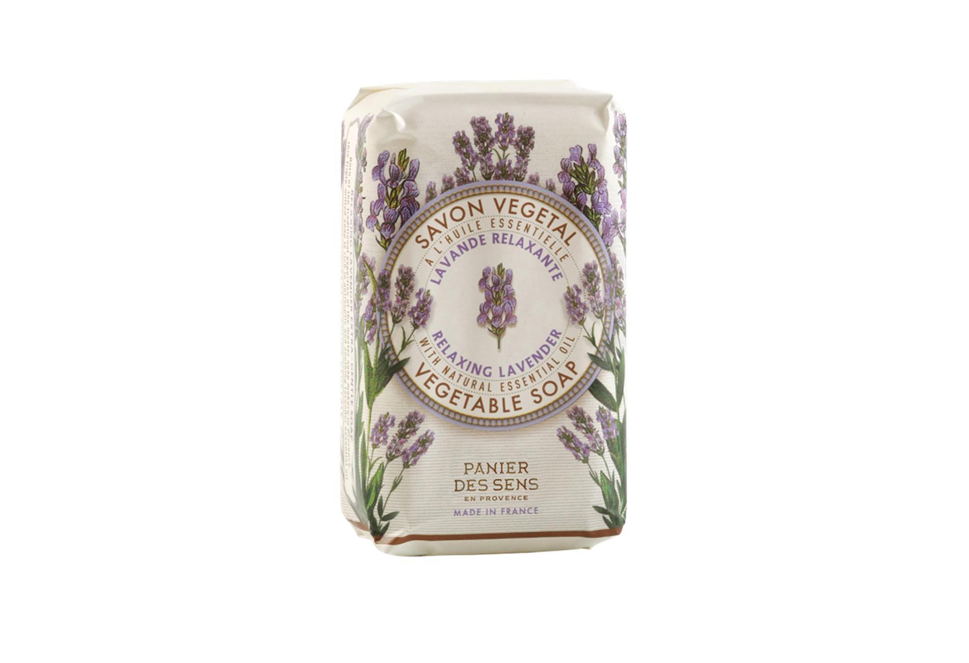 Panier des Sens Extra-sanfte Seife 150 g Lavendel