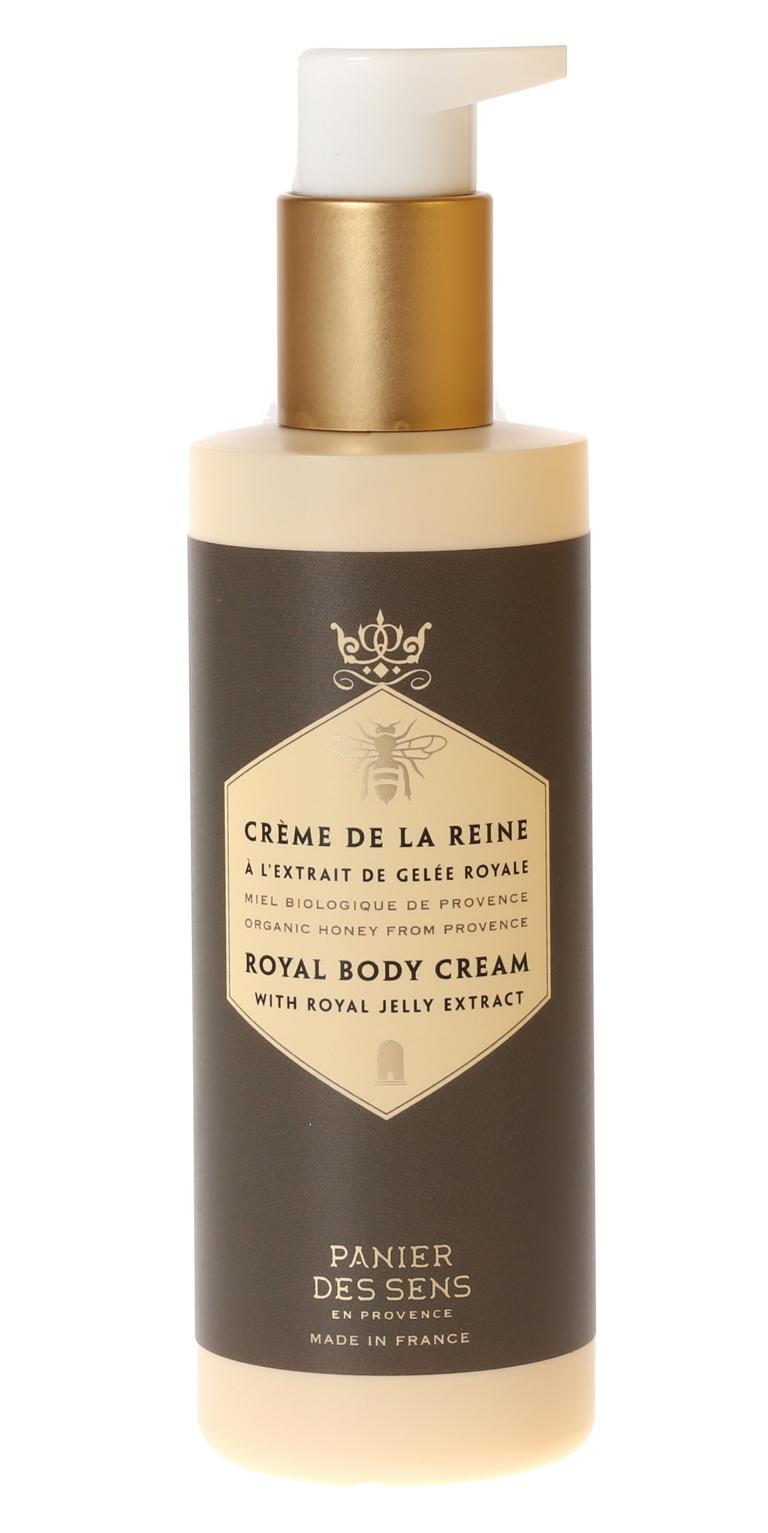 Panier des Sens Royal Body Cream/ Bodylotion Honig, 200 ml